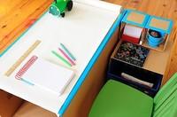 Hazlo tú mismo: un escritorio de cartón para la vuelta al cole