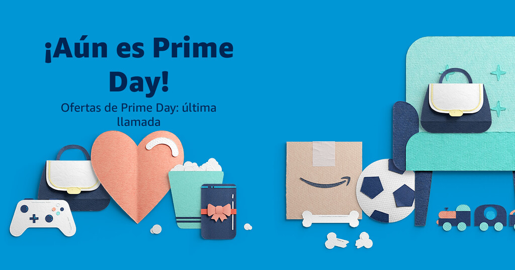 Las ofertas de última hora que no te puedes perder del Amazon Prime Day 2020