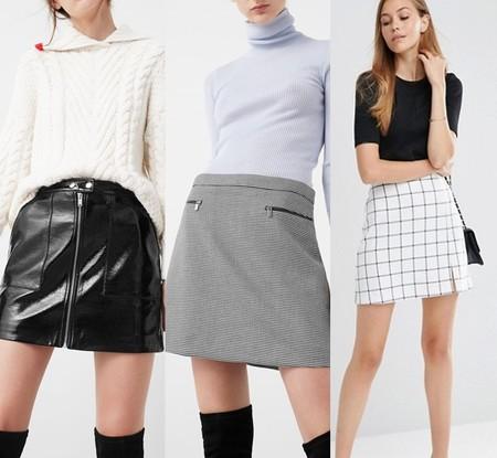 Minifalda Bb