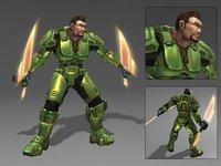 'Halo MMORPG', el juego llamado a destronar a 'WoW' y que quedó en nada... por el éxito de Wii
