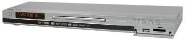 Reproductor de DVD con soporte para DivX 6