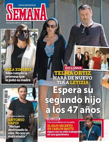 Telma Ortiz Portada Semana 696x901