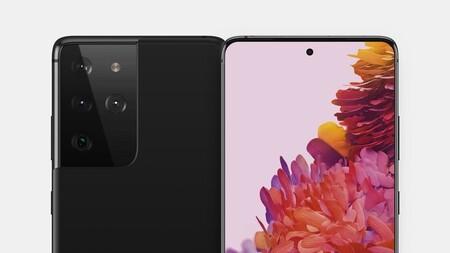 Samsung Galaxy S21 Ultra filtra imágenes