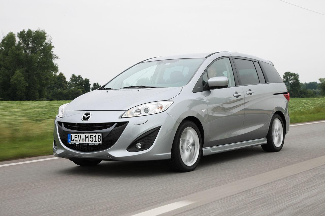 Foto de Mazda5 2010 (11/121)