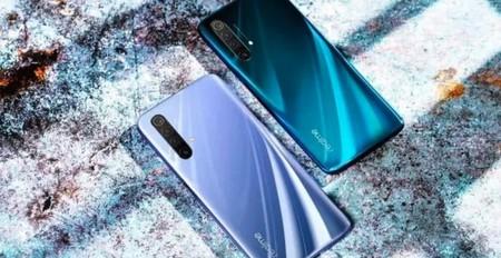 Los 65W del Realme X50 Pro 5G lo convertirán en el segundo móvil con la carga más rápida del mercado
