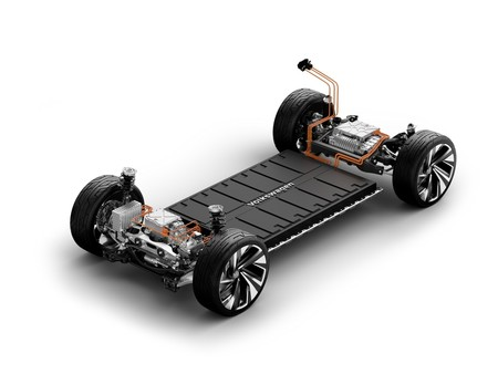 Volkswagen Id Crozz Bateria