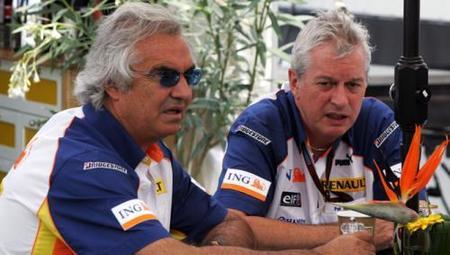 Flavio Briatore y Pat Symonds fulminados de Renault