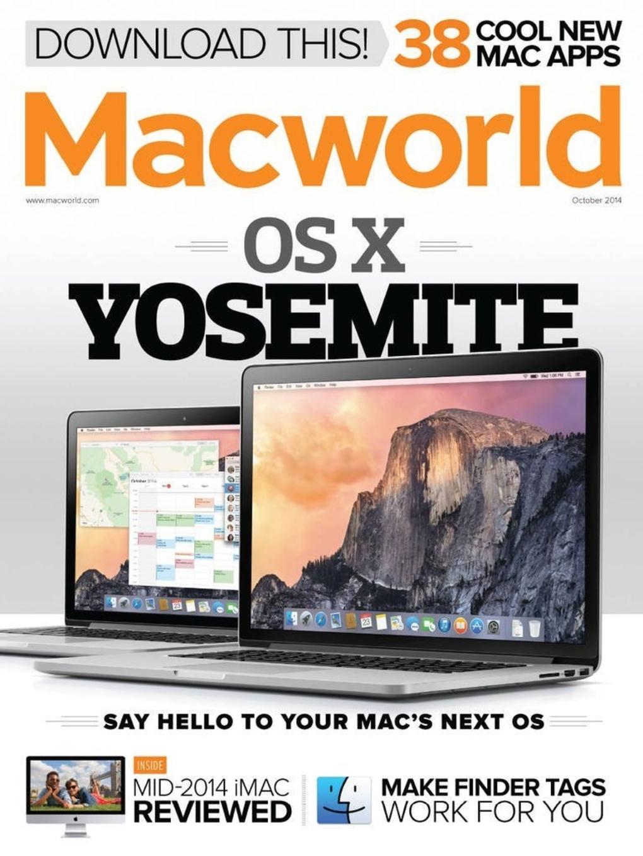 Foto de Revista Macworld (1/16)