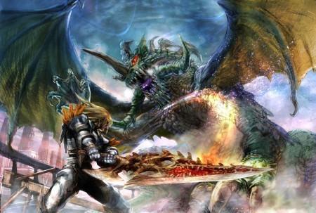 Soul Calibur desembarcará en Wii
