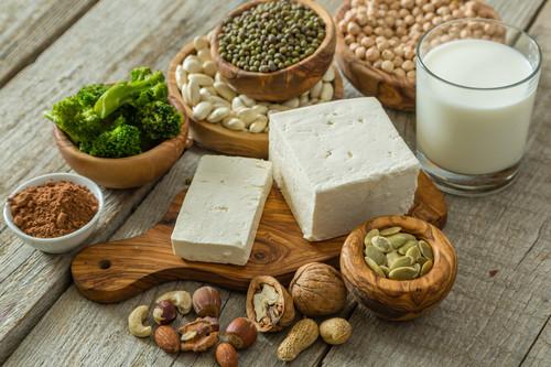 La proteína no solo está en la carne: 27 alimentos vegetales con buen aporte proteico