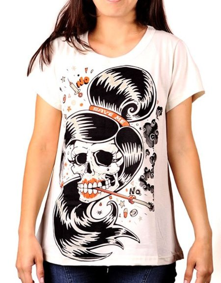 Camiseta Rehab Amy Winehouse