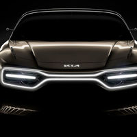 El concepto eléctrico que KIA presentará en Ginebra se deja ver en este primer teaser