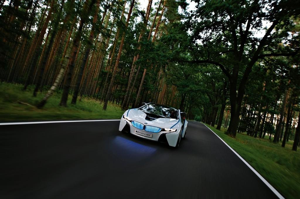 Foto de BMW Vision EfficientDynamics 2009 (87/92)