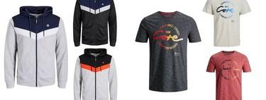 Mejores ofertas previas al Singles Day en eBay: sudaderas, abrigos y pantalones de marcas como Jack & Jones, Pepe Jeans y Kappa