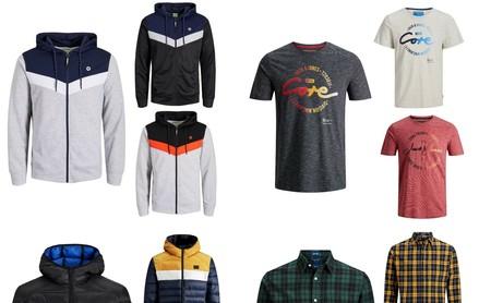 Mejores ofertas previas al Día del Soltero en eBay: sudaderas, abrigos y pantalones de marcas como Jack & Jones, Pepe Jeans y Kappa
