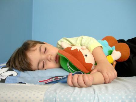 Duerme como un niño para sacarle mayor rentabilidad al sueño