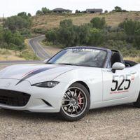 ¿Qué tal un Mazda MX-5 con motor Chevrolet LS3 V8? (vídeo)