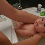 ¿Puedo usar cualquier producto cosmético para mi bebé?