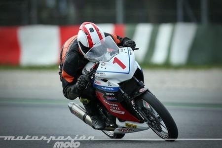 Copa Honda CBR250R: un día como wild card (la carrera)