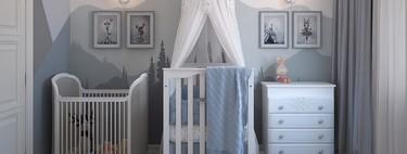 11 tendencias de decoración en habitaciones de bebés que te enamorarán
