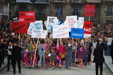 Adelántate al futuro: las tendencias Primavera-Verano 2015 vistas en Paris
