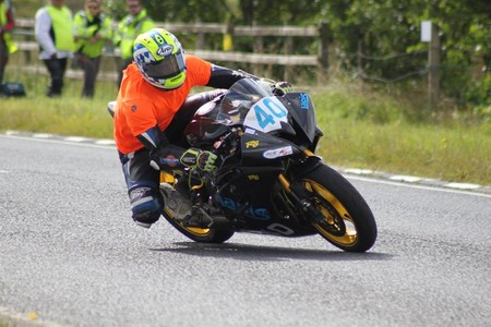 Fallece Adam Lyon en la carrera de Supersport del Tourist Trophy de Isla de Man