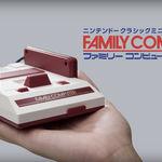 Japón también recibe su dosis de nostalgia con esta increíble versión mini de la Famicom