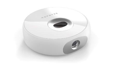 Scanadu es un aparato que permitirá comprobar la salud de los peques de forma rápida