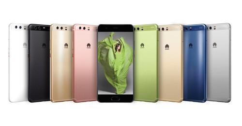 Huawei P10 y P10 Plus: nuevo diseño, más potencia y misma poderosa cámara para competir con los grandes