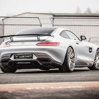 Luethen Motorsport tomó en sus manos el Mercedes-AMG GT 2017 y este fue el resultado