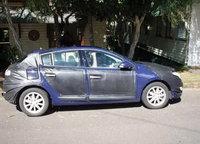 Fotos espía del Renault Megane y del Renault Laguna Coupé