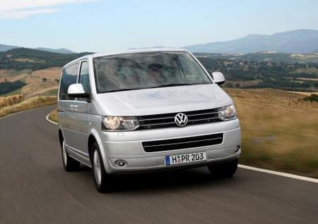 Volkswagen T5, novedades para Frankfurt