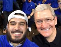 Tim Cook habla desde Alemania: Apple Pay en Europa a finales de año, el Watch aguanta en la ducha