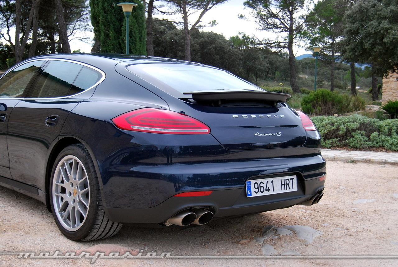 Foto de Porsche Panamera 2014 (presentación) (17/38)