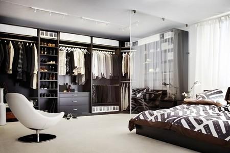 Dormitorios Catálogo Ikea 2014 negro