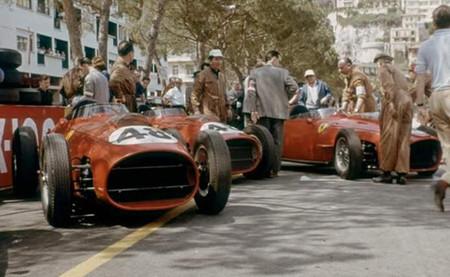 GP Mónaco 1959 - Ferrari