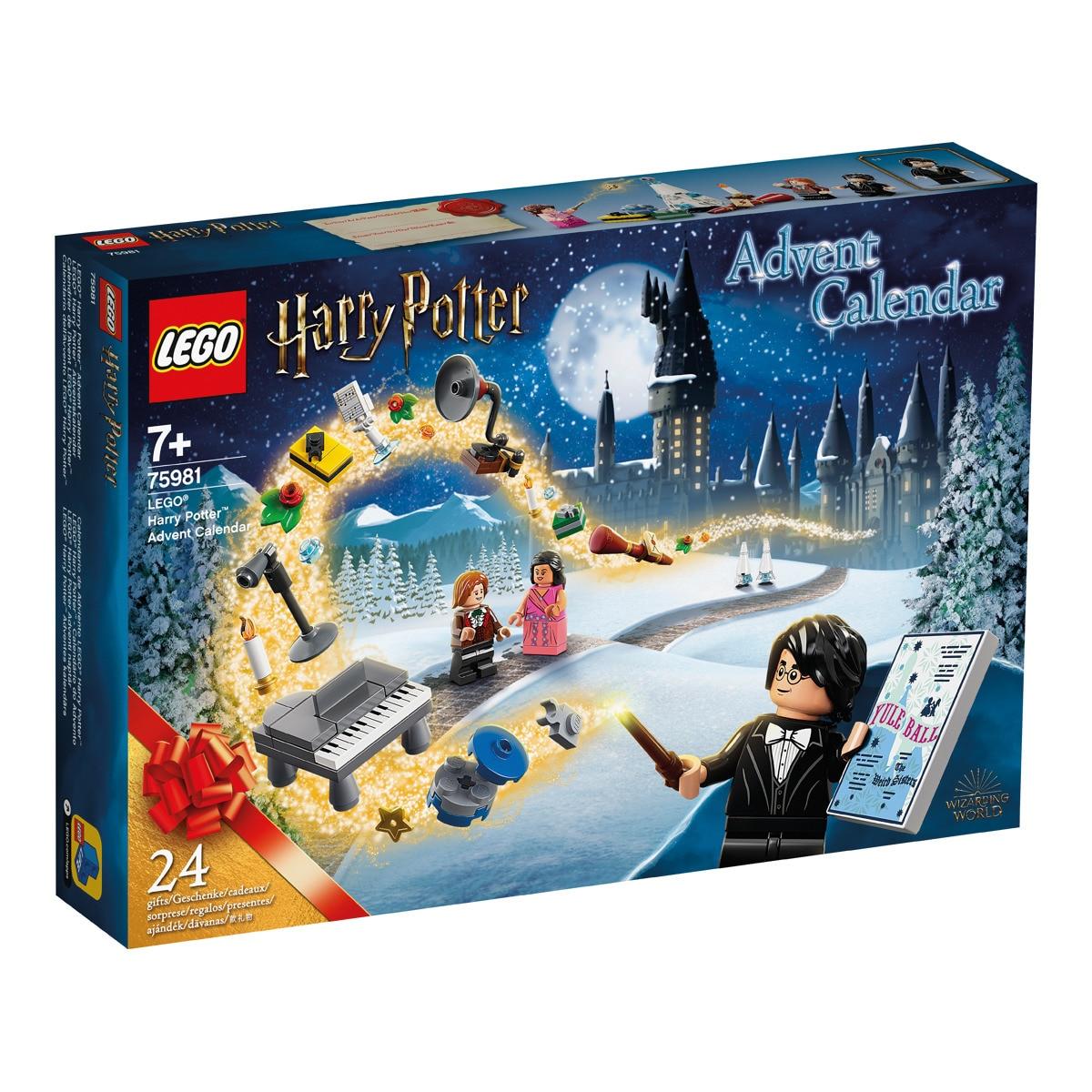 Calendario de adviento de Lego Harry Potter