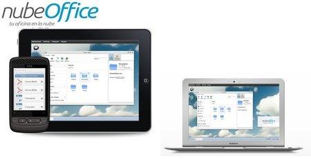 nubeOffice quiere eliminar las pareces de la oficina