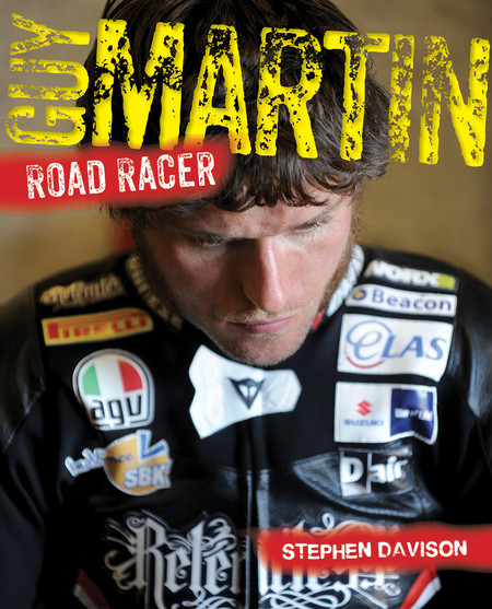 Guy Martin Road Racer Libro