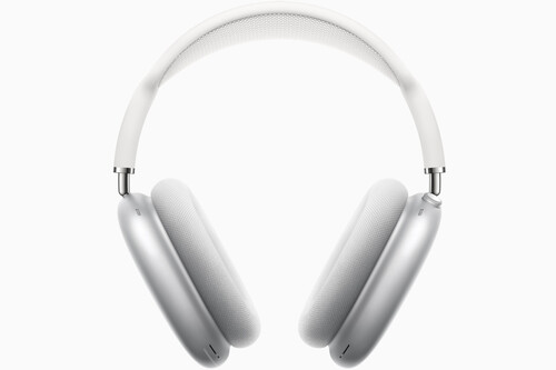 Apple lanza los AirPods Max: cancelación de ruido y audio espacial en unos auriculares de diadema por 629 euros