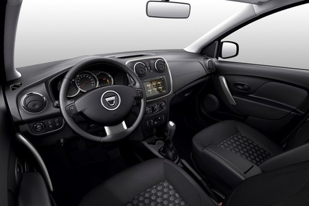 Dacia Logan MCV 2013, vista interior