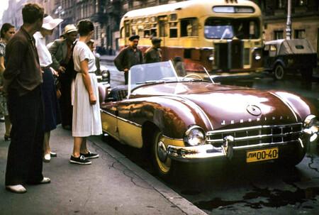 Sov Leningrad 1953 John Schulz 1958
