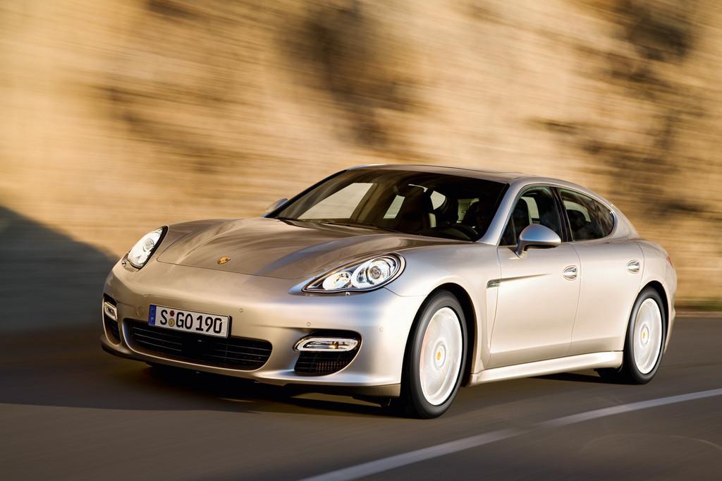 Foto de Porsche Panamera (2/8)