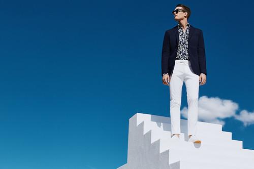 que estilo está plantea exquisito el alcanzar Zara Man Se fx01UqSwq