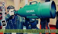 Tendencias de la fotografía digital para 2010