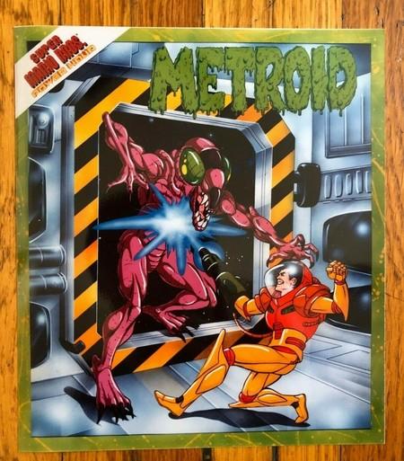 Metroid Serie