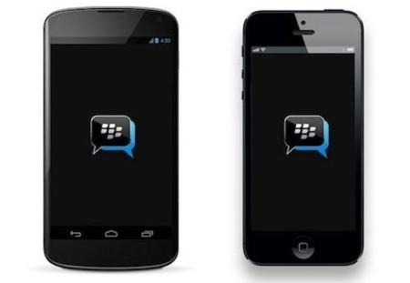 BBM Android y iOS