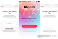 La última beta de iOS 8.4 revela cómo te registrarás en Apple Music