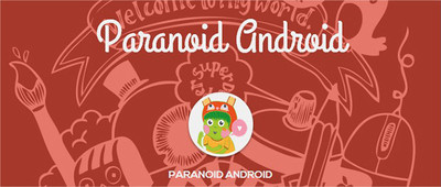 Paranoid Android estrena blog y lanza una nueva actualización