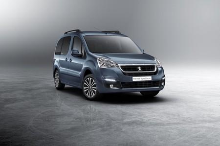 Para saltarse las restricciones de circulación dentro y fuera del trabajo: Peugeot Partner Tepee Electric